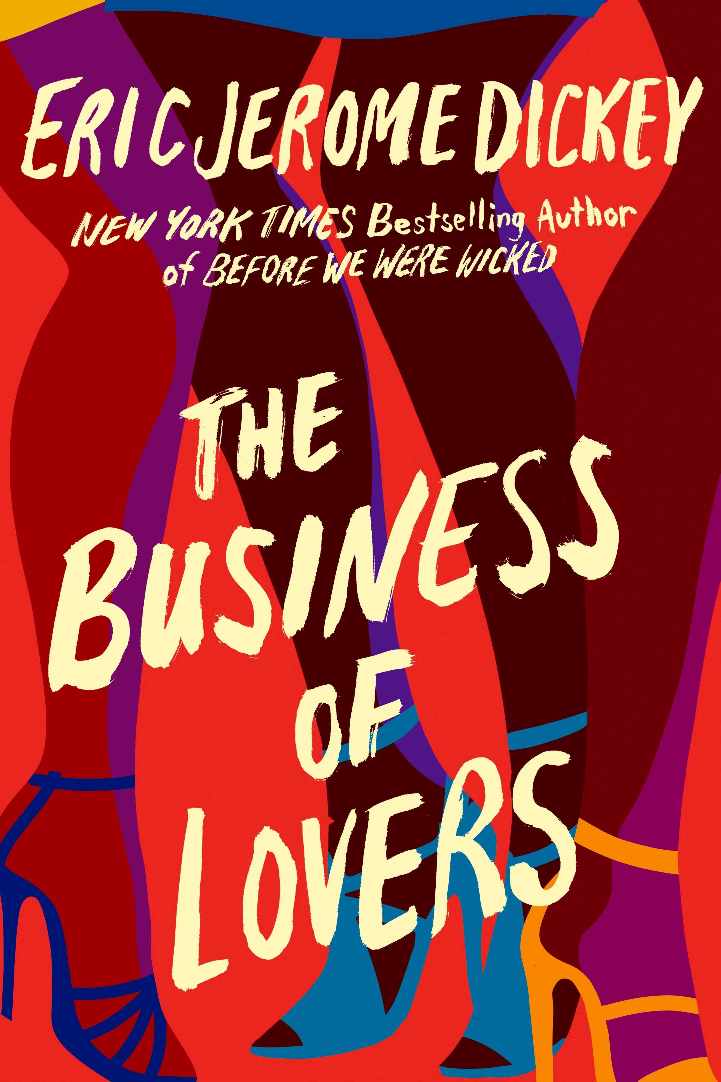 """""""The Business of Lovers"""" by Eric Jerome Dickey 