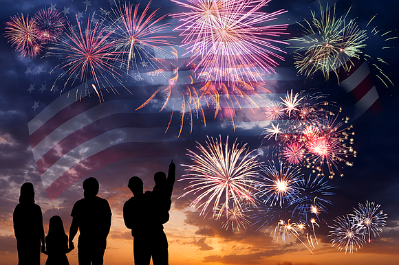 The Fourth of July is this weekend. It will be a three-day holiday that will probably be somewhat calmer than ...