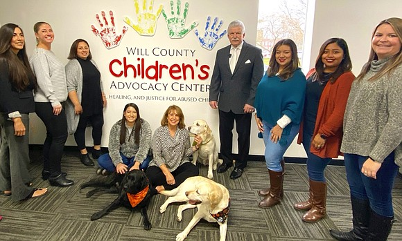 The Will County Children's Advocacy Center (CAC) has been selected to receive three grants for programs to help children who ...