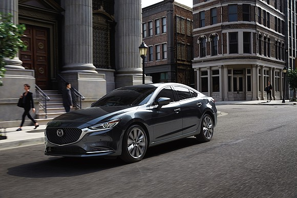 The 2020 Mazda6 midsize sedan is the automakers flagship. This car was truly a premium sedan. The interior was swathed ...