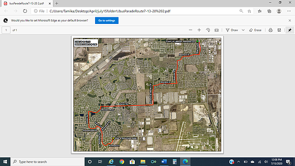 The Village of Romeoville will hold an essential workers parade on Saturday, July 18. The staging ground will be at ...