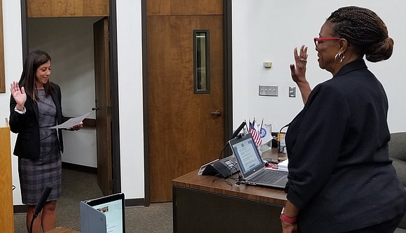 The Will County Board has approved the appointment of Edna Brass to the board's vacant position in District 8. The ...