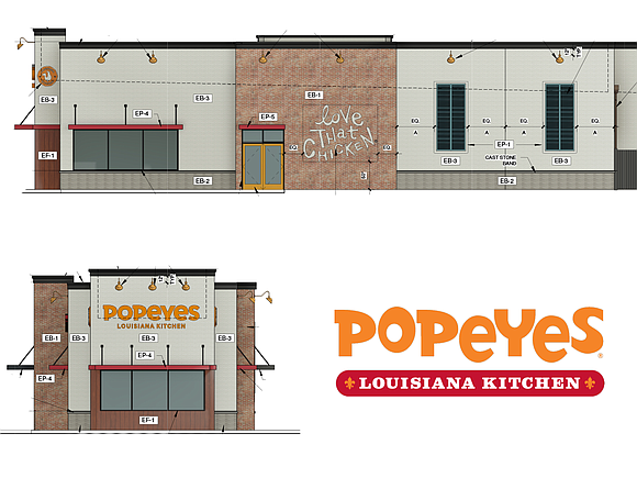 Romeoville continues to see new ground up construction, despite the current environment. Popeyes has submitted a concept plan for a ...