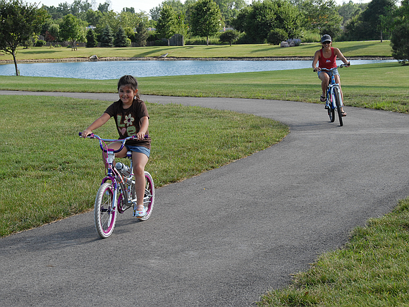 There are 5.3 miles of new bike paths coming to Romeoville via two previously announced projects. These join the more ...