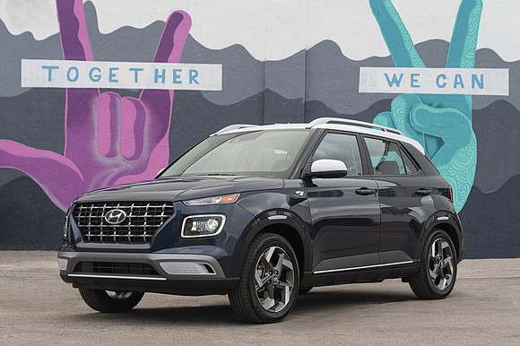 Detroit – Whoa! That's what we thought when we looked at the price of Hyundai's 2020 Venue. This small crossover ...
