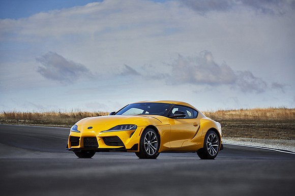 Let's get right to it. For the 2021 model year, Toyota has expanded it Supra sports car line. It is ...