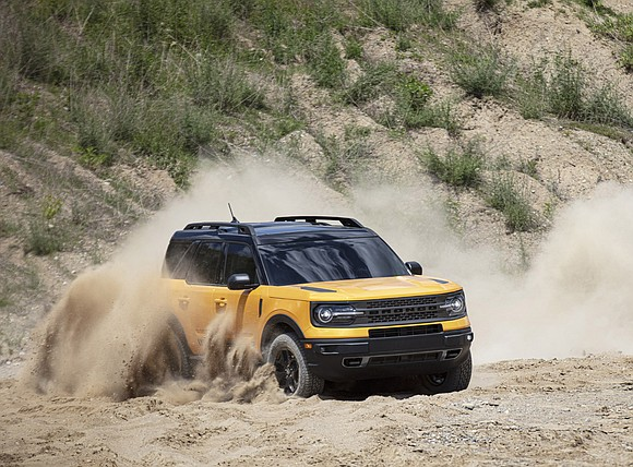 We came to the Holly Oaks ORV park to get a taste of the off-road chops of the new and ...