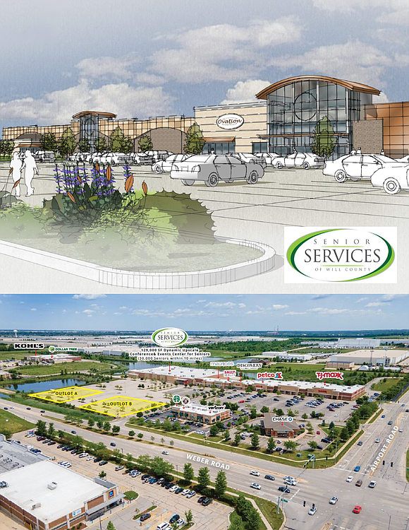 thetimesweekly.com One of the largest partnerships between the nonprofit, retail, government and private sectors is taking place in Romeoville. Many ...