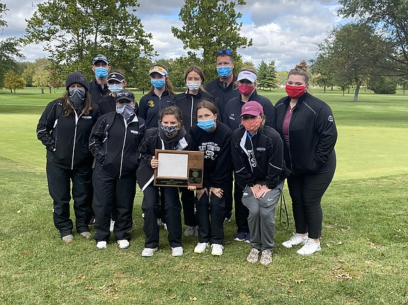 The Joliet Township High School Girls Golf Team won the 2020 SPC Tournament on Oct. 1, at Inwood Golf Course. ...