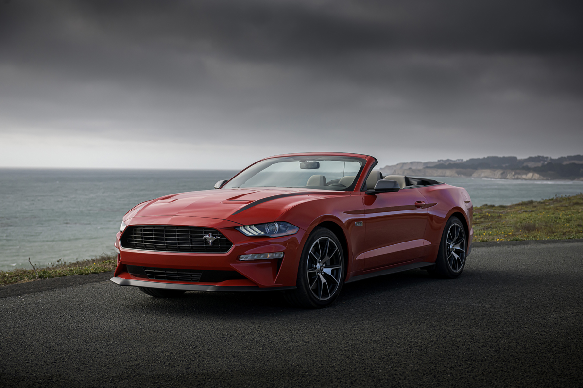 2020 Ford Mustang Gt Convertible The Times Weekly Community Newspaper In Chicagoland Metropolitan Area