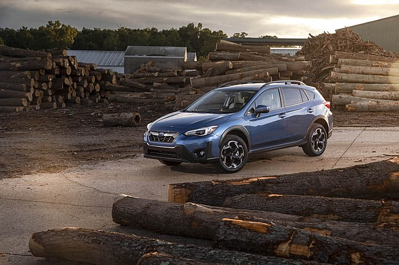 Subaru has refreshed its Crosstrek lineup, adding a Sport model with a larger engine. It made its 2.5-liter four-cylinder Boxer ...