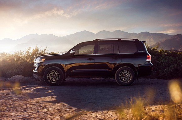 Unless you are a sport utility aficionado, you may have never heard of the Toyota Land Cruiser Heritage Edition. But ...