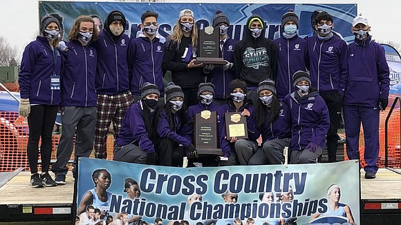 The Joliet Junior College cross-country teams made history at the National Junior College Athletic Association's Division III National Championship Meet ...