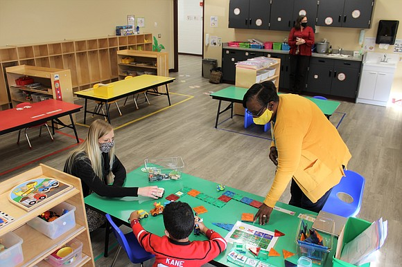 Two large rooms provide additional space for students, programs A remodeling project at Troy Cronin Elementary School recently opened up ...
