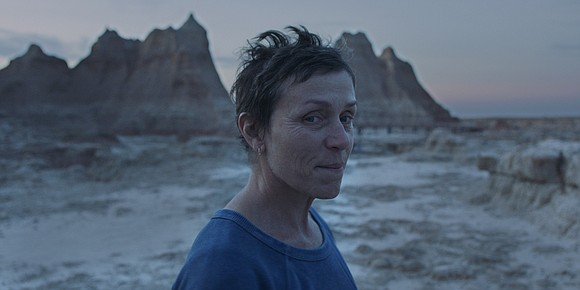 Frances McDormand lends star-power to a film that straddles dramatic, narrative and documentary genres