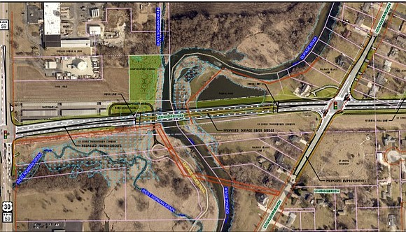 A new road soon to go through Plainfield is expected to alleviate truck traffic in a portion of Will County. ...