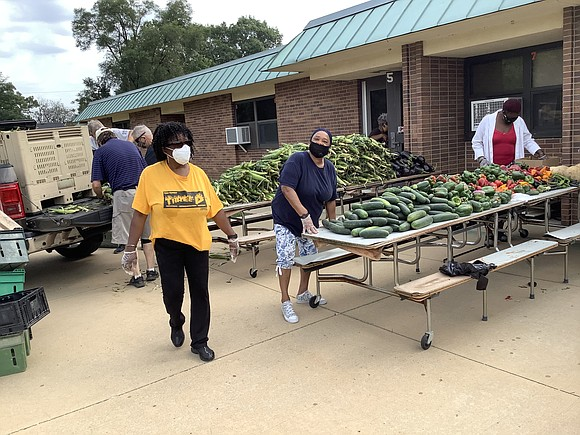 Many families in communities throughout Joliet and Will County have been struggling as a result of the ongoing health crisis. ...