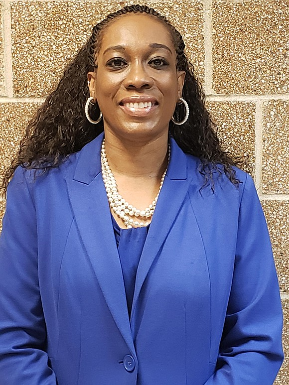 Treasa Howard-Collins, a resident of Plainfield for the past 18 years, Plainfield Community Consolidated School District 202 middle school parent, ...