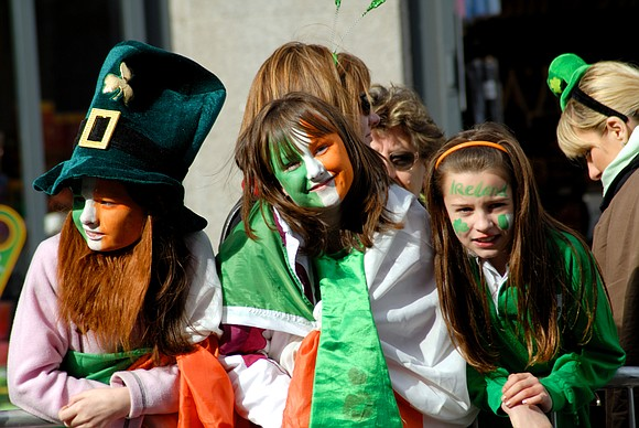 It's that time of year again where many shops and restaurants are painting their towns emerald green, in spirit of ...