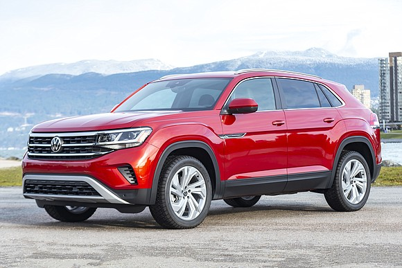 In a sense, Volkswagen customized its seven-seat full size Atlas crossover. They call it the Atlas Cross Sport. It had ...