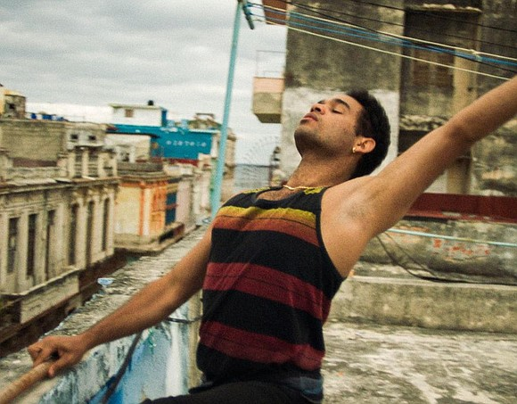 Iranian-Canadian director draws back curtain on Afro-Cuban desperation