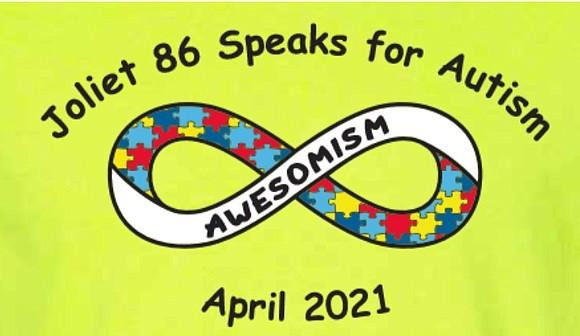 Joliet Public Schools District 86 will host its sixth annual Autism Awareness 5K Run/Walk on Saturday, April 24, 2021.