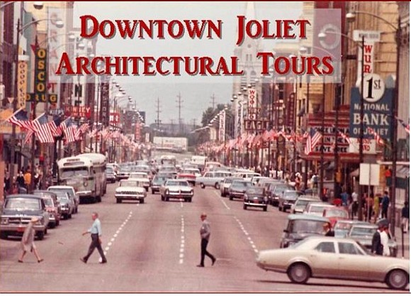 The Joliet Area Historical Museum and Joliet Public Library are teaming up to offer a walking architectural tour of historic ...