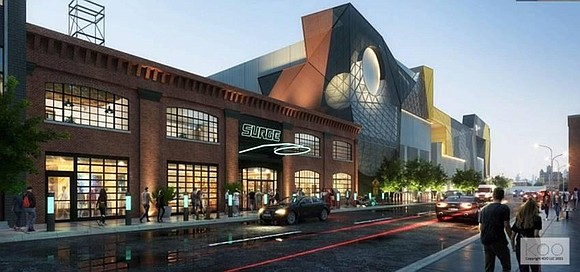 The 108,000 square-foot video gaming stadium is planned for 2601 S. Wabash Ave. and would be the first in the ...