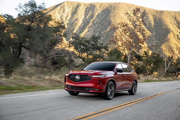 Acura has a new flagship, and we couldn't hear it. We'll explain. The 2022 Acura MDX we had featured remote ...