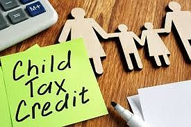 """President Joe Biden has declared that """"help is here"""" for families with children who will begin receiving advanced monthly payments ..."""