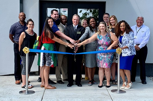 When school re-opens in the fall, JTHS Transition Center students will attend class in a new building, completely renovated and ...