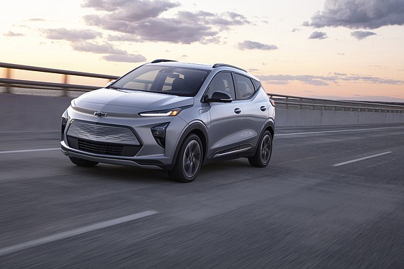 We just drove the future. The Chevrolet Bolt EUV is an electric vehicle but it goes a step further. In ...