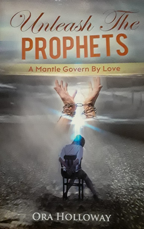 Through this unique and inspiring book, Holloway shows how to empower and unleash your prophetic voice, as a prophet, prayer ...