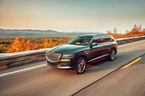 Detroit – Genesis did it backwards. The luxury car-maker introduced first rate luxury sedans when it entered the U.S. market ...