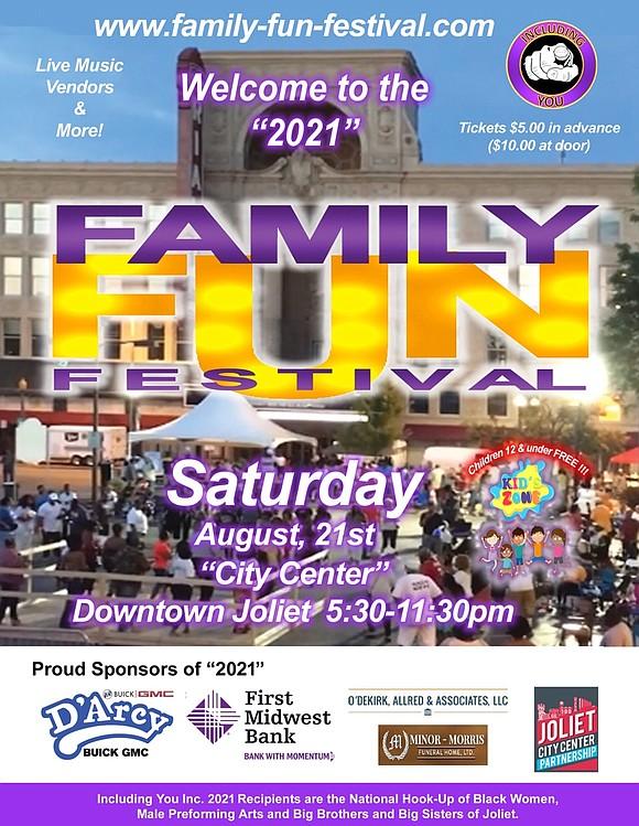 Family Fun Festival 2021
