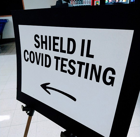 Joliet Junior College has partnered with SHIELD Illinois, a saliva-testing program through the University of Illinois, to offer COVID-19 testing ...