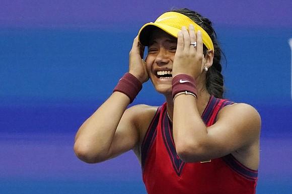 British go wild over first US Open winner since Virginia Wade
