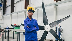 Black and Hispanic or Latino workers are underrepresented across clean energy technologies compared to the national average while women hold less than 30 percent of clean energy jobs in all but one state.