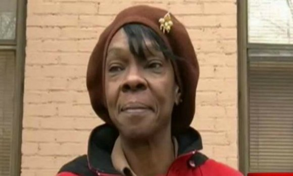 Things are getting very real for an elderly Ohio woman who is a staunch supporter of President Obama. Apparently, the ...