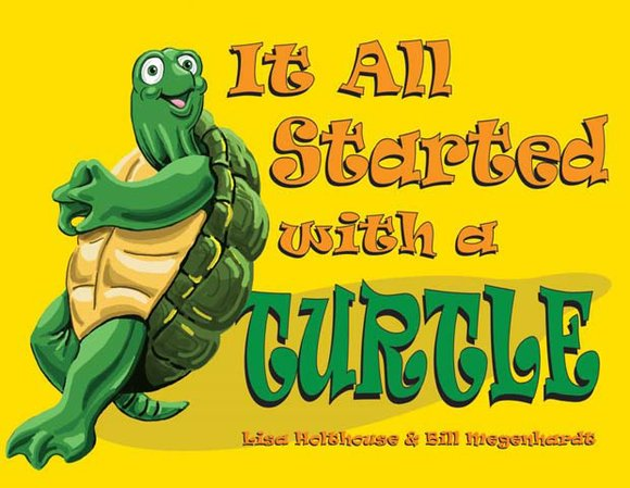 Children's Museum Houston to host launch of Lisa Holthouse's new children's book, IT ALL STARTED WITH A TURTLE featuring author ...