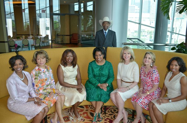2013 Honorees for IEACF Fashion and Luncheon