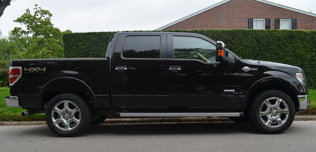 One Beautiful Truck: 2013 Ford F-150 King Ranch 4x4 ...