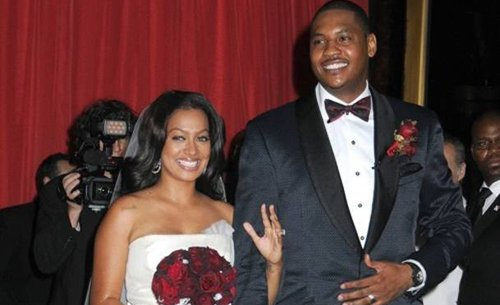 After 7 years of marriage, it looks like NBAer Carmelo Anthony and actress La La Anthony are calling a time ...