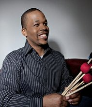 """The Legendary Warren Wolf, Jr. a Jazz vibraphonist from Baltimore, Maryland will headline """"A Touch of Jazz"""" concert hosted by the St. James Academy on Sunday, May 19, 2013 from 4:00 p.m. to 6:00 p.m. at the St. James Episcopal Church in Lafayette Square."""