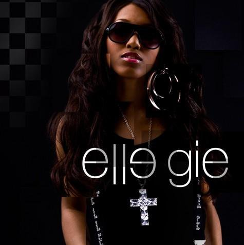 "Singer, model, and event host Elle Gie (pronounced LG) takes her career to the next level with her ""Logo Fight"" ..."