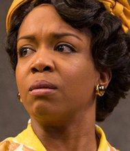 Jessica Frances Dukes as Beneatha.
