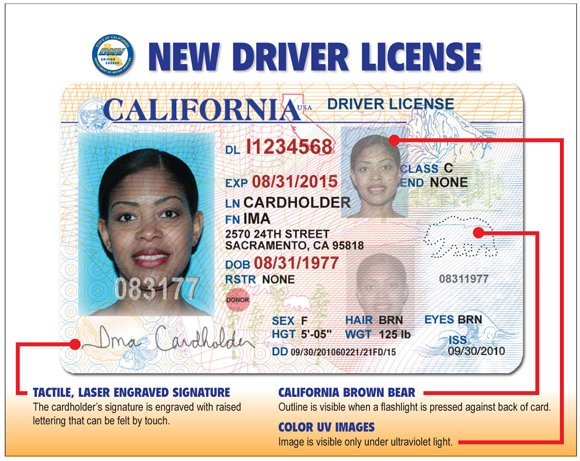 The California Department of Motor Vehicles is extending driver's license permits...