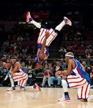 The world famous Harlem Globetrotters will bring their unmatched family entertainment to the brand new Tiger Arena at Towson University with three games in three days June 19 - June 21, 2013. Each game begins at 7 p.m. Tickets are available at Ticketmaster.com or in person from the Tiger Center box office or by phone at 800-745-3000.