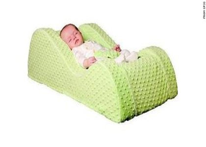 The Consumer Product Safety Commission said it had received numerous reports since 2009 involving the Nap Nanny and Nap Nanny Chill products, including the five deaths.