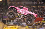 Monster Jam Path of Destruction came to Baltimore's M&T Bank Stadium.